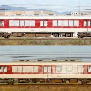 【資料】車両側面-近鉄5211系5212F