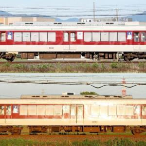 【資料】車両側面-近鉄5211系5211F
