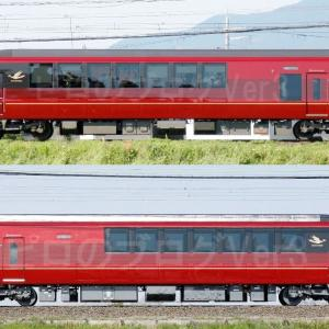 【資料】車両側面-近鉄80000系80104F