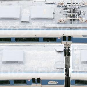 【資料】屋根上外観-近鉄15200系15203F