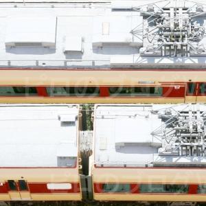 【資料】屋根上外観-近鉄15200系15204F