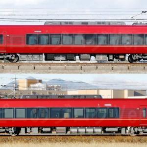 【資料】車両側面-近鉄80000系80151F
