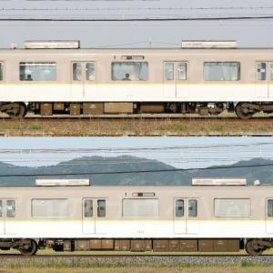 【資料】車両側面-近鉄3220系3222F
