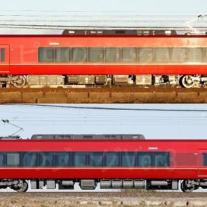 【資料】車両側面-近鉄80000系80152F