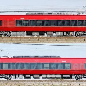 【資料】車両側面-近鉄80000系80153F