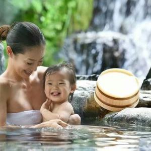 お風呂での入浴は一番身近で簡単な温熱効果での健康法です。