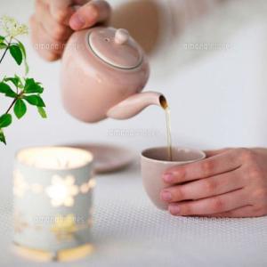 お茶はどうして身体には良いのか!?