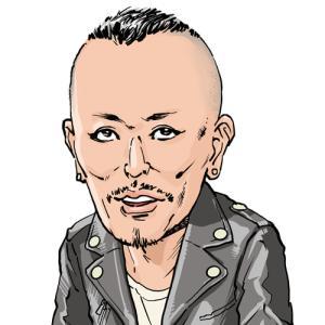 名越稔洋さんを描いてみました