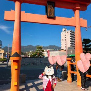 広島旅行①〜宮島編〜鹿に注意!