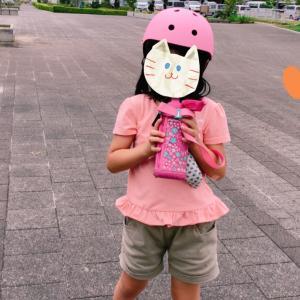 またまたサイクリング♡&娘の発達外来へ行きました