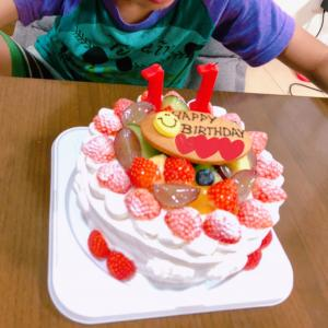息子11歳の誕生日♪♪