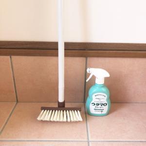 【週末お掃除】玄関掃除