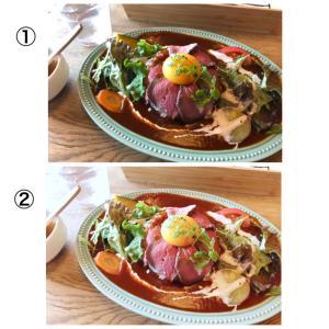 ご飯が美味しく見える写真編集3ステップ!