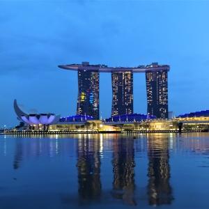 【シンガポール】マリーナベイサンズの宿泊はクラブルームが断然お得!
