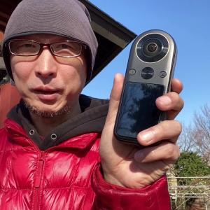 手軽になった8K360度カメラ「QooCam 8K」実践レビュー