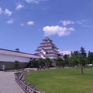今回は福島県鶴ヶ城です。