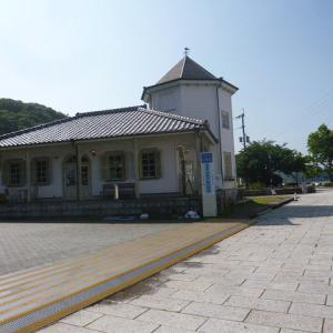 今回は熊本県三角西港、世界遺産です。