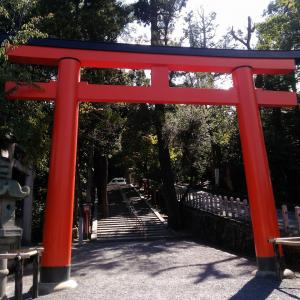 今回は京都市吉田神社です。