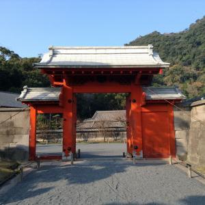 今回は鹿児島県仙厳園です。