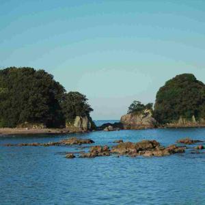 今回は高知県宿毛市の咸陽島です。