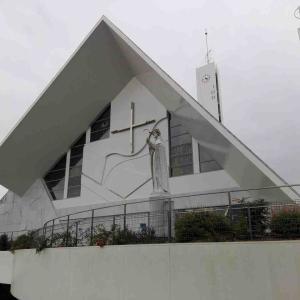 今回は山口サビエル記念聖堂