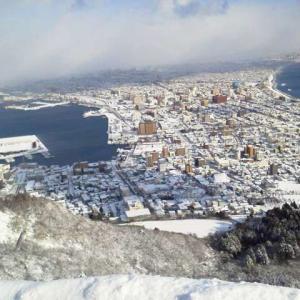 今回は北海道函館山です。