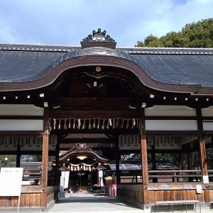 京都16社朱印めぐり。藤森神社