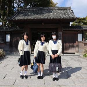 Matching sailor suit☆