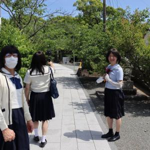 again3人娘♪直方周辺散策編☆