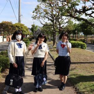 again3人娘♪屋根のない博物館編☆