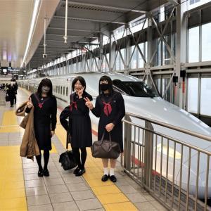 again3人娘♪ 北部九州列車の旅 前編☆