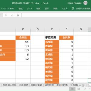 【Excel】シートの一覧を表示し、素早くジャンプする方法