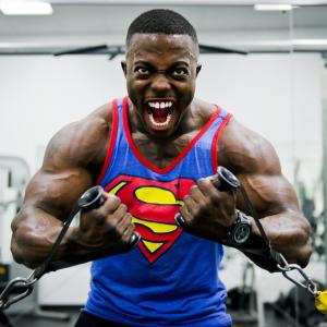 筋肉ホルモン「テストステロン」をドバドバ分泌させてマッチョになろう