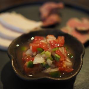 【レシピ】サルサソースって、こんな簡単にできるんだ。