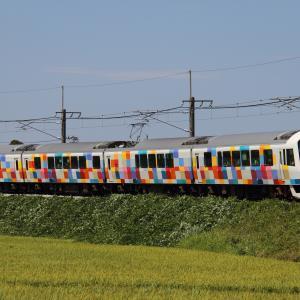 佐々木 485系快速きらきらうえつ (2019年8月)