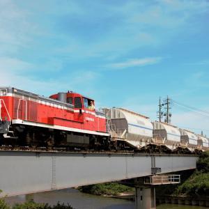 武豊線大府 KE651貨物列車 (2021年7月)