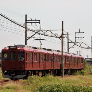 養老鉄道下深谷 普通列車大垣行 (2021年9月)