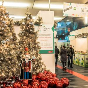 モントリオールのクリスマスマーケットLe Marché Casse-Noisette