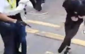 ついに香港各所で銃撃 負傷者も複数発生 画像多数