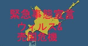*北海道緊急事態宣言発令 危機を招いた中国資本への売国政策【武漢肺炎