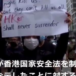 *香港デモで大量逮捕に有毒催涙ガス乱射【集団暴行画像アリ