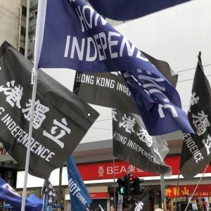 *中国のスポーツレジェンドが「新中国連邦」宣言 また香港も独立派が増加へ
