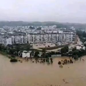 *中国で歴史的水害 緊急避難は6500万人以上? 三峡ダムもピンチ