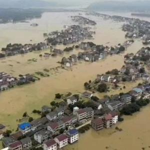 *広がる中国大洪水 三峽ダム危機説に最新データで迫る