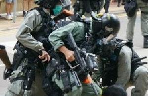 *香港抗議活動で9千人逮捕 またウイグル人毛13トン押収など中共の弾圧