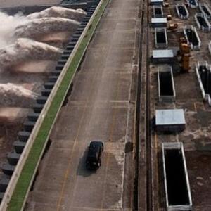 *中国武漢なども水害 三峡ダムは警戒水位6.7m超え二日で3mも水位上昇