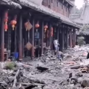 〇中国大洪水 四川省の希土類企業など大損害 また朝鮮半島の水害も見る