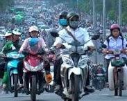 〇成長著しいベトナム経済や二輪車事情に韓国さんもライバル視
