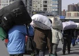 中国の失業問題2】 失業者数は1億4000万人以上か 農村部でも失業者が多い可能性