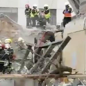暗殺か? 】中国国務院/内閣府近くの北京中南海地区で爆発【事故か?